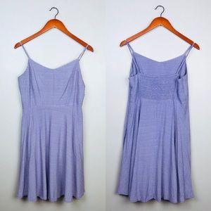 Old Navy Flowy Diamond Print Sun Dress Sz L